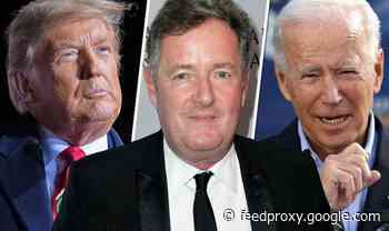 Trump election win BEST for UK says Piers Morgan as he issues warning on Biden -EXCLUSIVE