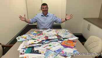 Dubbo MP Dugald Saunders Christmas card competition is on again - Daily Liberal