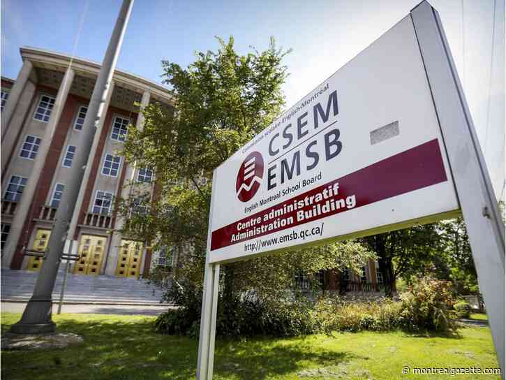 Jennings blasts EMSB commissioners who sought court injunction