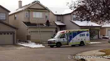 Man injured in fall from roof in northeast Calgary - CTV Toronto