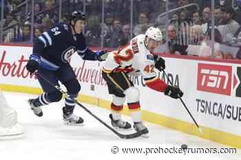 Calgary Flames Re-Sign Glenn Gawdin - prohockeyrumors.com