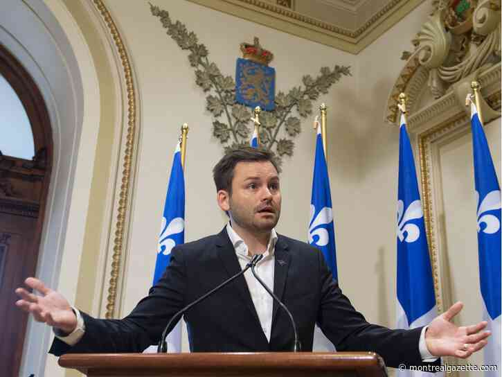 PQ leader weighs in on what he calls 'institutional racism' in Quebec