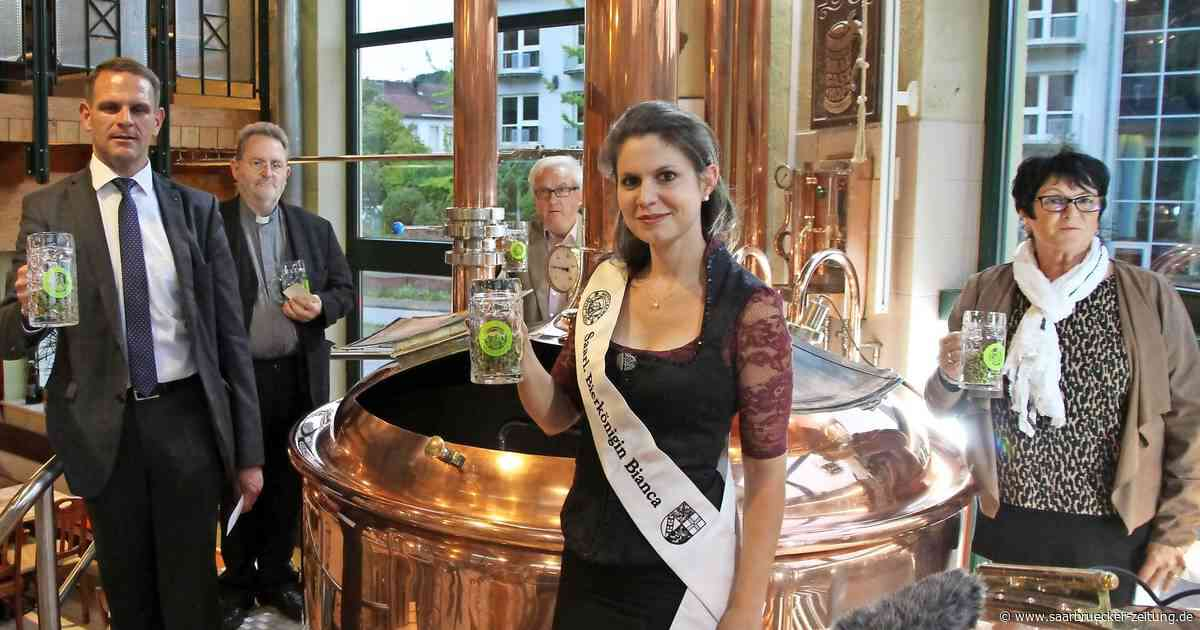 In der Abtei-Brauerei Mettlach wurde das Hubertus-Bockbier angesetzt - Saarbrücker Zeitung