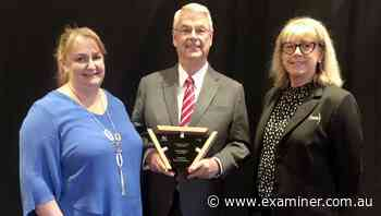 Deloraine pharmacy named Small Employer of the Year at the 2020 Skills Tasmania Training Awards. - Tasmania Examiner