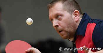 Tischtennis: Oyten schlägt Aumund-Vegesack, Hutbergen verliert - WESER-KURIER