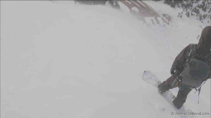 2 Snowboarders Face Jail Time And $168,000 Fine For March Avalanche Near Eisenhower Tunnel