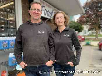 Milverton grocers humbled by recognition as part of TD Thanks You campaign - The Beacon Herald