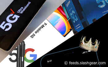 Which phones have 5G right now?