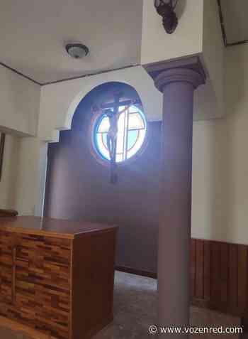 Restauran capilla de la virgen de Guadalupe en Matachi - voz en red