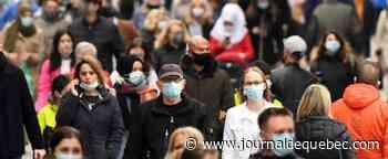 Allemagne: 6 638 cas en 24 heures, un record