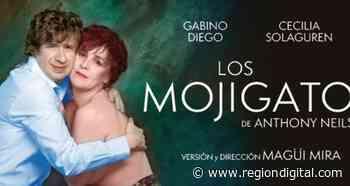 Magüi Mira dirige a Gabino Diego y Cecilia Solaguren en 'Los mojigatos' en Madrid - Región Digital