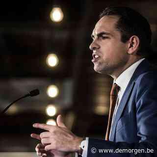 Tom Van Grieken (VB) zaait twijfel over corona-app, maar zijn argwaan is ongegrond