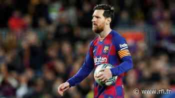 Messi ya kama hanyar cikan burinsa na neman kofin duniya - rfi.fr