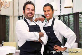 La grande alleanza: Chicco Cerea, Oliver Piras e Alessandra Del Favero sbarcano in Francia nello storico Carpaccio di Parigi - Reporter Gourmet