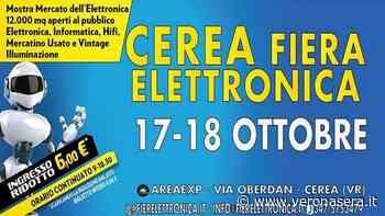 """In arrivo a Cerea l'imperdibile """"Mostra e mercato dell'elettronica"""" - VeronaSera"""
