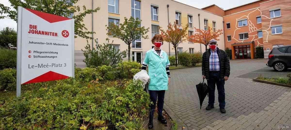 Johanniter-Stift in Meckenheim: Grüne Damen und Herren helfen auch während Corona - General-Anzeiger Bonn