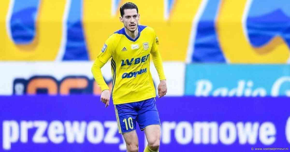 Zoekende Vejinovic duikt verrassend op in Keuken Kampioen Divisie