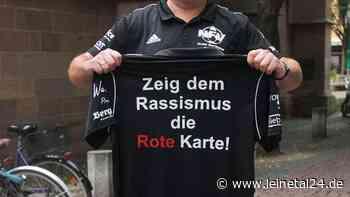 Rote Karte für den Rassismus - leinetal24.de