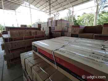 Entregan calentadores y paneles solares en Atotonilco el Alto - UDG TV