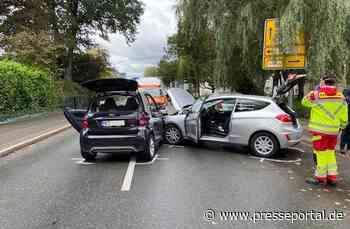POL-ME: Schwerer Verkehrsunfall beim Einbiegen - Haan - 2010031 - Presseportal.de