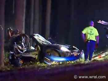 Man killed in single-car crash on US 264 in Nash County