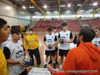 Buon torneo a Rubiera per la Pallamano Romagna - romagnasport.com