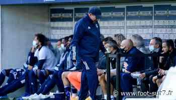 Girondins de Bordeaux : Deux mauvaises nouvelles pour Gasset - Foot Sur 7