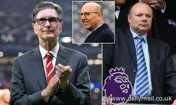Premier League meeting started with Gary Hoffman ripping into 'unacceptable' Project Big Picture
