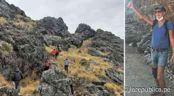 Cusco: Policía extiende área de búsqueda de extranjero desaparecido en Pisac - LaRepública.pe