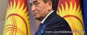 Le président du Kirghizstan démissionne après 10 jours de chaos