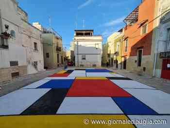 Carbonara di Bari riqualificata con l'urbanistica tattica - Giornale di Puglia