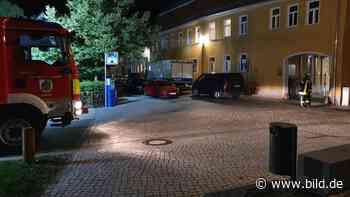 Apolda: Mann (38) lagert Sprengstoff in Backofen - BILD