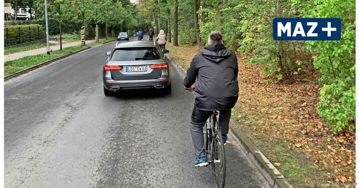 Wildau: Sofortprogramm zur Förderung des Radverkehrs beschlossen - Märkische Allgemeine Zeitung