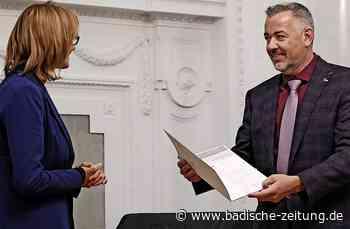 Hohe Anerkennung für die Liebe zur Archäologie - Kenzingen - Badische Zeitung