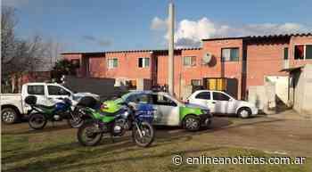 Barrio Ituzaingo: hallan elementos robados y plantas de marihuana en dos allanamientos - En Línea Noticias