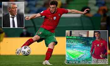 No Ronaldo, no problem! Diogo Jota insists he felt 'no pressure' standing in for Portugal