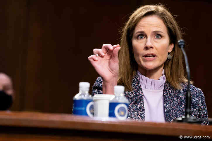 WATCH LIVE: Senate Judiciary to consider Barrett ahead of vote next week