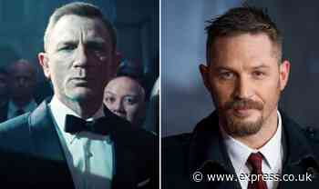 Next James Bond odds: 'CLEAR three-horse race' between Tom Hardy and rival stars - Express