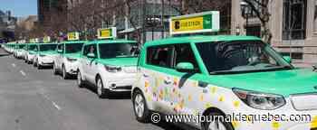 Téo Taxi reprend du service sur les routes du Québec