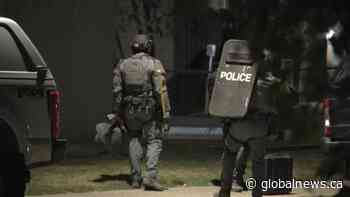 Tactical unit takes man into custody in Windsor Park