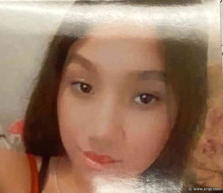 Las Cruces Police search for missing teen