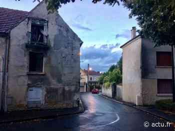 Saint-Thibault-des-Vignes. Démolition délicate dans le centre-bourg - actu.fr