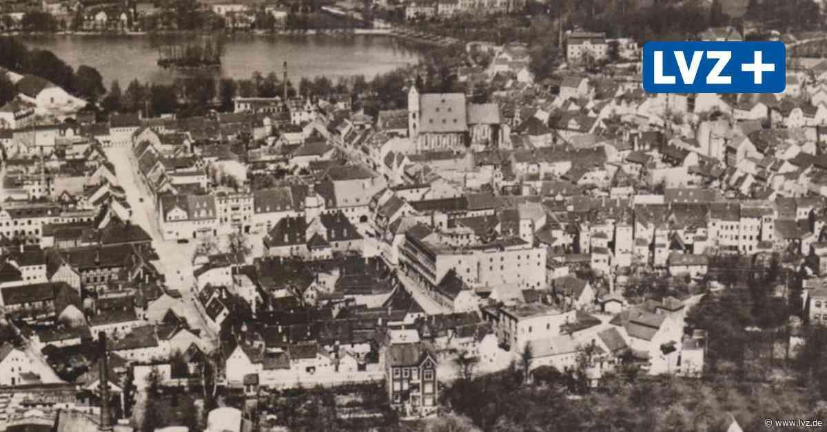 Ein Blick in die Geschichte: So sah Borna vor dem Krieg aus - Leipziger Volkszeitung