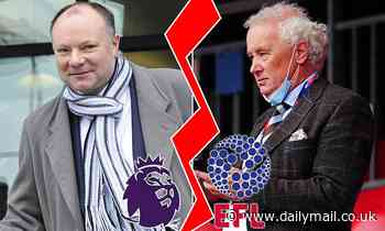 Premier League chairman Gary Hoffman slams EFL counterpart Rick Parry