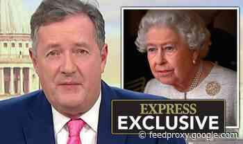 Queen heartbreak: Piers Morgan exposes huge worries for monarch - 'Very distressing'