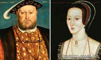 Royal row escalates as theory 'Anne did conspire against King Henry VIII' exposed