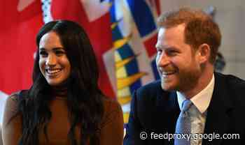 Meghan Markle 'showed Prince Harry around' her former high school in poignant visit