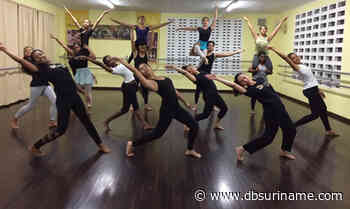 Marlène's Ballet Company bestaat 34 jaar – Dagblad Suriname - Dagblad Suriname