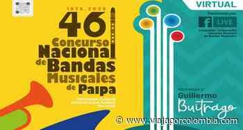 Concurso Nacional de Bandas Musicales 2020 en Paipa, Boyacá - Ferias y Fiestas - viajaporcolombia.com