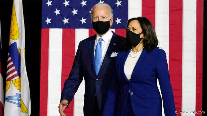 Two Biden campaign staffers test positive for COVID-19
